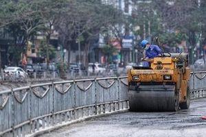 Toàn cảnh tuyến đường không dành cho xe máy, ô tô dọc sông Tô Lịch