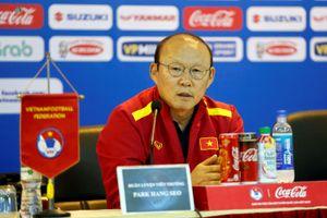HLV Park Hang Seo 'hé lộ' kế hoạch đối phó U23 Thái Lan, U23 Indonesia