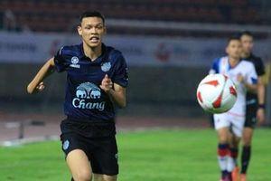 U23 Thái Lan mang đồng đội Xuân Trường, Văn Lâm đấu U23 Việt Nam
