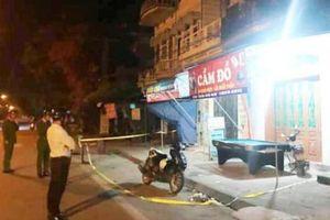 Nam Định: Mâu thuẫn tại tiệm cầm đồ, một người tử vong