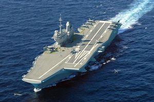 Thủ tướng Đức ủng hộ châu Âu chế tạo chung tàu sân bay