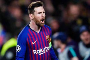 Chấm điểm Barca 5-1 Lyon: Messi giành trọn vẹn 10 điểm
