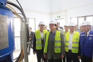 Tạo mọi điều kiện để đẩy nhanh tiến độ các dự án cung cấp nước sạch tại Hà Nội