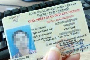 Cấp, đổi giấy phép lái xe: Chưa liên thông giữa các bộ, ngành