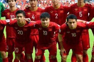 ĐT Việt Nam dự King Cup 2019, đối đầu Trung Quốc và Thái Lan