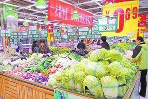 Hai tháng đầu năm CPI Trung Quốc tăng 1,6%