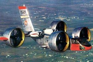 Bell X-22 Dự án máy bay 'siêu anh hùng' thời Chiến tranh lạnh
