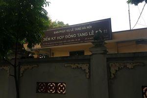Nghĩa trang Sài Đồng - Long Biên (Hà Nội): Khi người chết cũng bị mang ra 'làm tiền'?