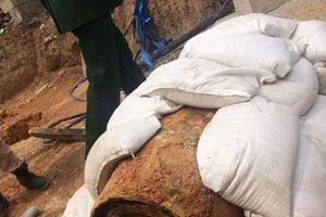 Quảng Bình: Phá thành công quả bom nặng gần 350kg còn sót lại sau chiến tranh