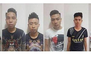 CQCA quận Long Biên: Tạm giữ 8 đối tượng bắt giữ người trái pháp luật