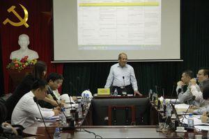 Giao ban công trường NMNĐ Thái Bình: Ghi nhận các kiến nghị của nhà thầu