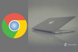 Google thêm chế độ tối cho Chrome trên macOS