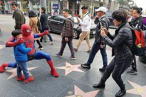 Trải nghiệm 'quả lừa' trên Đại lộ Danh vọng ở kinh đô điện ảnh Hollywood