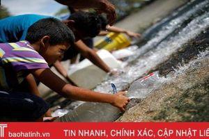 Người dân Venezuela khốn khổ vì thiếu nước sạch sinh hoạt