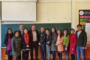 IAE trở thành đối tác chiến lược của hệ thống giáo dục Alpha School