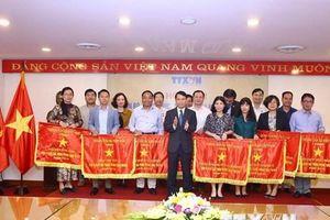 Thông tấn xã Việt Nam phát động phong trào thi đua năm 2019