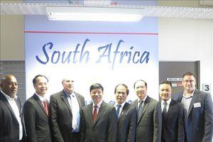 Tạo thuận lợi cho doanh nghiệp Việt Nam và Nam Phi đẩy mạnh hợp tác, đầu tư