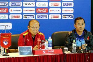 Thầy Park 'đau đầu' vì mục tiêu đoạt HCV SEA Games
