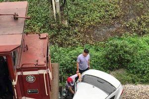 Vụ tàu hỏa đâm ôtô ở Hải Dương: 5 nạn nhân là anh em, họ hàng