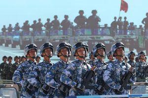 Ngân sách quân sự Trung Quốc đứng thứ 2 thế giới nhưng sức mạnh không tương xứng?