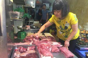 Hà Nội: 'Vượt' dịch tả lợn châu Phi, người dân ăn thịt lợn bình thường
