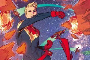 Song nữ Marvel - DC đại chiến (P1): 10 ưu thế có thể giúp Captain Marvel đánh bại Wonder Woman