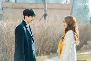 Những lý do Lee Dong-wook và Yoo In-na trở thành cặp đôi mà ai cũng đều mong ước trong 'Chạm vào tim em'