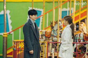 'Chạm vào tim em' tập 12: Nhân Valentine trắng, Lee Dong Wook - Yoo In Na ngọt lịm như cặp vợ chồng mới cưới