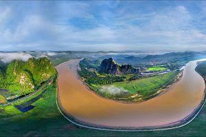 Chung khát vọng xanh hóa những dòng sông: Còn đâu đỏ nặng phù sa?