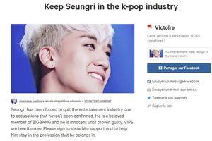 V.I.P nỗ lực 'níu giữ' Seungri ở lại Big Bang, tiếp tục hoạt động âm nhạc