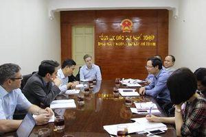 GIZ làm việc với Tổng cục GDNN về Chiến lược phát triển giáo dục nghề nghiệp của Việt Nam