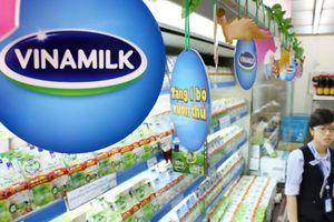 Vinamilk chào mua cổ phần công ty quản lý Sữa Mộc Châu