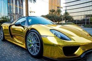 Những siêu xe độc đáo và 'xa hoa' bậc nhất tại Dubai