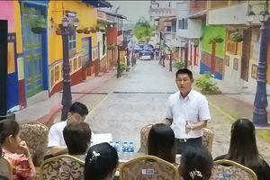 Tranh chấp căng thẳng tiếp tục tại Chung cư La Bonita