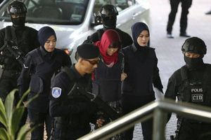 Đoàn Thị Hương chưa được trả tự do, phiên đối chất tại tòa án Malaysia kết thúc