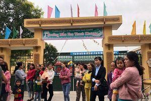 80% trẻ ăn bán trú trở lại sau sự cố 'thực phẩm bẩn' tại trường mầm non ở Bắc Ninh