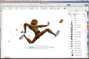 Phần mềm thiết kế CorelDraw quay lại macOS sau gần 20 năm