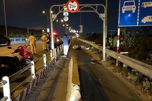 TP. HCM: Đơn vị lắp cục bê tông chặn ô tô vào làn xe máy gây chết người trên cao tốc 'khẳng định không sai'