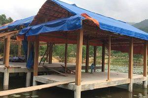 Khu nghỉ dưỡng 'mọc' trái phép giữa rừng phòng hộ đang thách thức chính quyền Quảng Nam