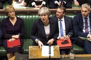 Mờ mịt ngày nước Anh rời 'ngôi nhà chung' EU