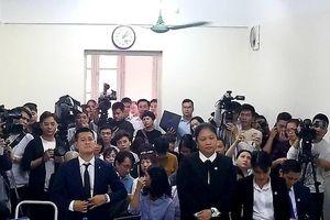 Nhiều tình tiết mới được đưa ra tại phiên tòa