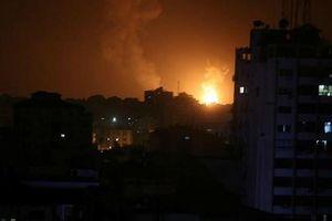 Israel phản công nhanh sau khi Hamas tấn công Tel Aviv