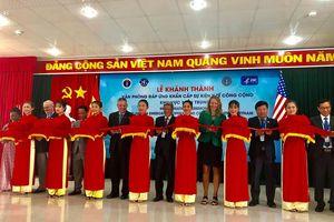 Khánh thành Văn phòng đáp ứng khẩn cấp sự kiện y tế công cộng (EOC) khu vực miền Trung