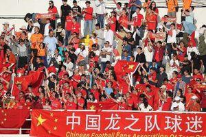 Đau lòng với bóng đá Trung Quốc