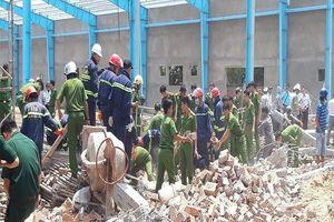 Bộ Xây dựng có công văn hỏa tốc vụ sập tường làm 6 người chết
