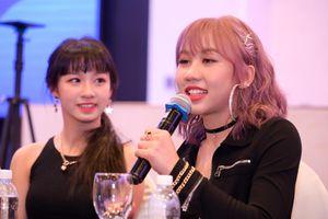 Nhóm nhạc Hàn có thành viên Việt đề cao ý thức để tránh như Seungri