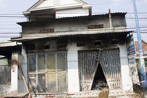 Cháy tiệm sửa chữa điện máy, 3 người tử vong
