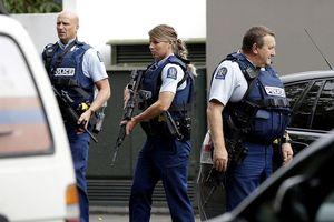 Tấn công khủng bố ở New Zealand: Tay súng vừa nã đạn vừa livestream