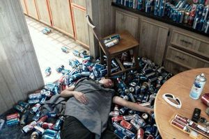 Uống say rồi đi ngủ có thể gây ngạt thở đến chết