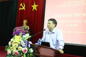 Hà Nội tập huấn cho 250 cán bộ làm công tác thi đua khen thưởng